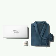【55專享】送雙重好禮!LA MER 海藍之謎 經典面霜 60ml+La Perla 真絲睡袍套裝
