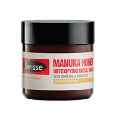 【免郵中國】Swisse 麥盧卡蜂蜜排毒美容面膜 70g