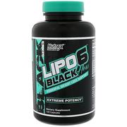 【2件0稅免郵】Nutrex Research Lipo 6 黑色超濃縮 120粒