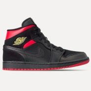 Air Jordan 乔丹 1 Mid Retro 男子篮球鞋