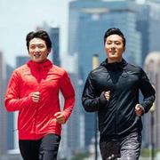 三色可選~Decathlon 迪卡儂 男式跑步運動保暖拉鏈夾克