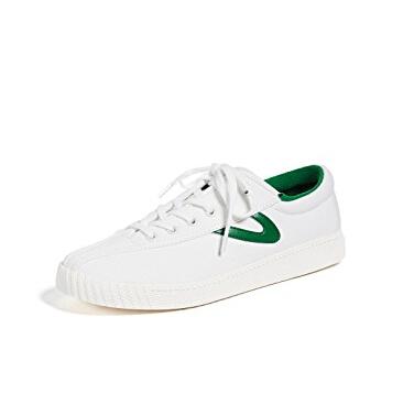 補貨上架~Tretorn Nylite Sneakers 女士小白鞋