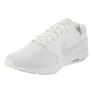 NIKE 耐克男士 Downshifter 7 白色/纯铂跑鞋9人美国