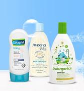 【3件額外8.8折】BabyHaven:精選美國人氣兒童洗護用品專場