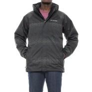 码全!一件免邮~Columbia 哥伦比亚 Morningside Park Interchange 3合1冲锋衣