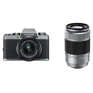 史低价!【美亚自营】FUJIFILM 富士 X-T100 微单相机套机 + XC15-45mm + XC50-230mm 套装
