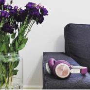 丹麦顶级视听品牌!B&O Beoplay H4 小羊皮无线蓝牙耳机