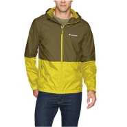 大码福利!【美亚自营】Columbia 哥伦比亚 Roan Mountain 男款轻量防水夹克