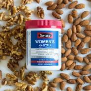 【美亚自营】Swisse 女士复合维生素 120粒 提高免疫力