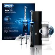 黑色好价!【美亚自营】Oral-B 欧乐B Genius 8000 智能电动牙刷套装