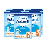 新包裝!Aptamil 愛他美幼兒配方奶粉 2+ 600g*5盒