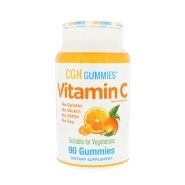 【7.8折】CGN California Gold Nutrition 橙味维生素C软糖 90粒