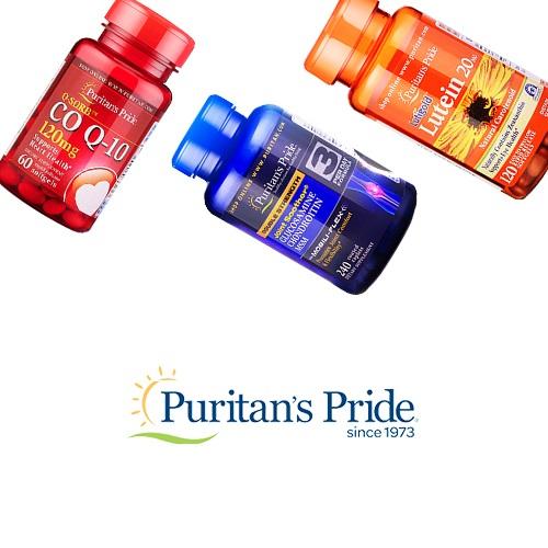 Puritan's Pride 普麗普萊:保健何須白菜價