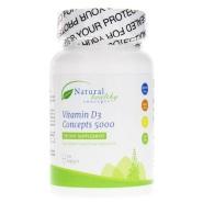 Natural Healthy Concepts 维生素D3 5000IU 90粒