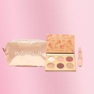 【价值$38】Winky Lux Rose All Day 眼影盘+唇膏 套装