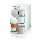 【中亚Prime会员】De'Longhi 德龙 Lattissima One EN500.W 胶囊咖啡机 奶油白色