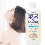 【日本亚马逊】ALOVIVI 皇后尿素玻尿酸爽肤水 保湿收缩毛孔 500ml