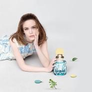 高颜值!【美亚自营】Miu Miu L'Eau Bleue 蓝色之水春日花园女士淡香水 100ml