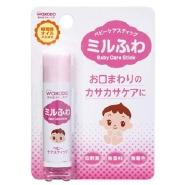 【日本亚马逊】Wakodo 和光堂 植物油宝宝用润唇膏 5g