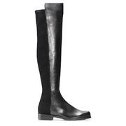 Stuart Weitzman 5050 麂皮過膝靴