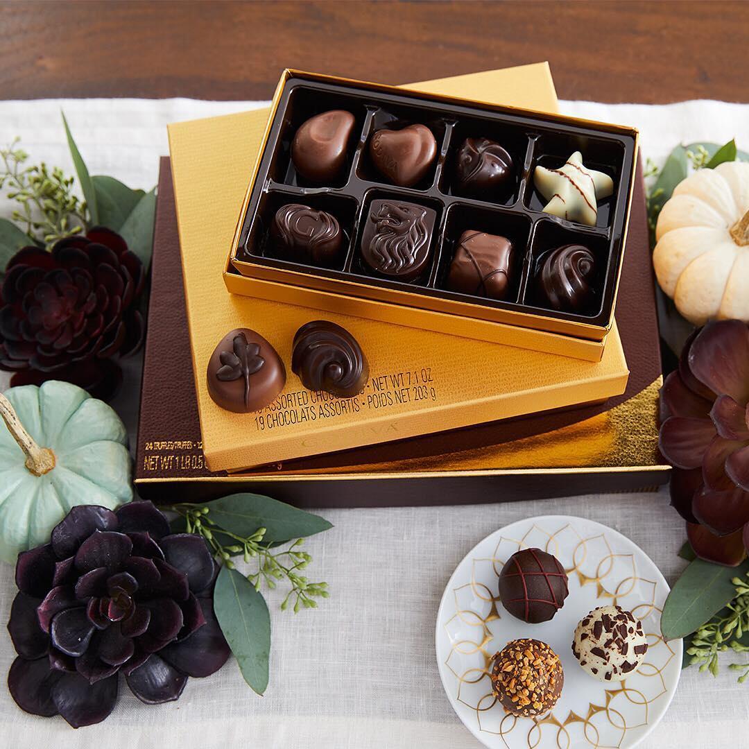lord & taylor:精选 godiva 歌帝梵品牌巧克力礼盒
