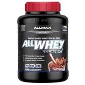 【1件0稅免郵】ALLMAX Nutrition AllWhey Classic 100% 乳清蛋白 巧克力味 2.27kg