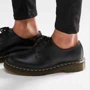 Dr Martens 1461 3-eye 啞光皮鞋