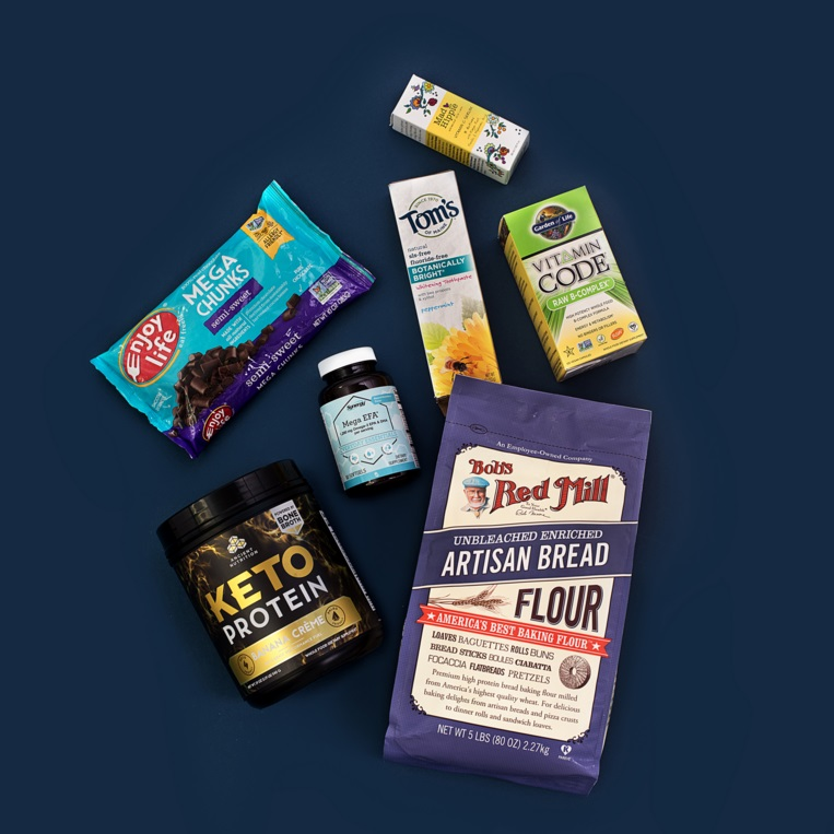 Vitacost:全場美妝個護、食品保健、母嬰用品等