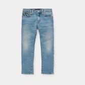 Ralph Lauren Sullivan 拉夫勞倫水藍色男童牛仔褲
