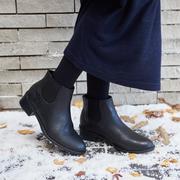 【限時8折】mare mare 切爾西防滑保暖短靴 4色可選