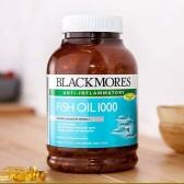 【5折】Blackmores 澳佳寶深海魚油 1000mg 400粒