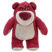【瘋狂玩具節】香香噠~Disney 迪士尼 《玩具總動員3》可愛草莓熊毛絨公仔 中號