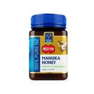 【满299-150元+包邮包税】manuka health 蜜纽康 麦卢卡蜂蜜 MGO100+ 缓解胃胀气 500g