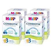 德國直郵!Hipp 喜寶 德國有機益生菌奶粉 3段 600g*4盒