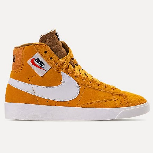 【平民版 Off-White】Nike 耐克 Blazer Mid Rebel 女子板鞋