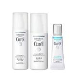 【到手418元】Curel 珂潤 潤浸美白保濕3件套 包括眼霜+化妝水+乳液 280ml