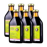 【合79.83元/件】Salus 莎露斯 Floradix 德國鐵元草本營養液補鐵養血 綠色版 500ml*6瓶
