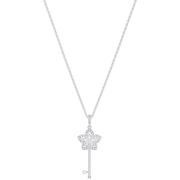 Swarovski Lady Key 星星形鑰匙項鏈