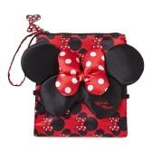 夢中也要美美噠~Disney 迪士尼 米妮眼罩+收納袋套裝