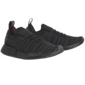 【4折+額外8折】Adidas 阿迪達斯 Nmd R1  全黑運動鞋