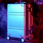 90分 x 《流浪地球》主題合作款金屬旅行箱 20寸
