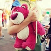 Disney 迪士尼 《玩具總動員3》草莓味草莓熊