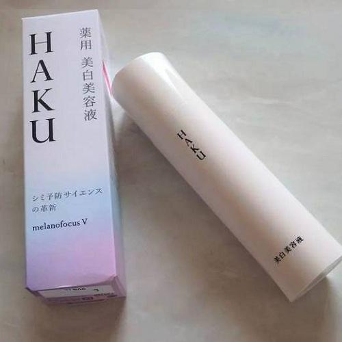 COSME大賞冠軍!【日亞自營】HAKU 祛斑精華 美白美容液 45g