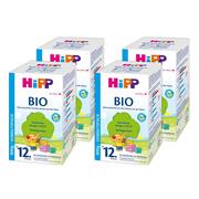 Hipp 喜寶 有機嬰幼兒奶粉 1+段 800g*4盒裝