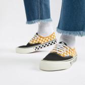 Vans 黑黃配色棋盤格運動鞋