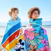shopDisney 迪士尼美國官網:精選可愛卡通周邊沙灘浴巾