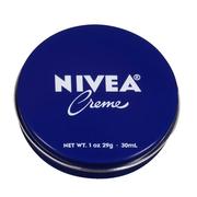 【返利14.4%】Nivea 妮維雅 經典小藍罐多用潤膚霜 30ml*4