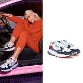【金小小妹同款】ADIDAS ORIGINALS Falcon 麂皮撞色老爹鞋