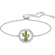 Swarovski Lena Cactus 仙人掌手鏈