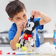 寶寶自己動手做!Disney 迪士尼 米奇娃娃DIY套裝